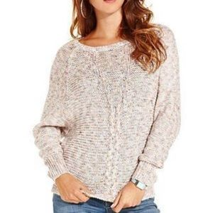 Jessica Simpson Pathe Marled Sweater